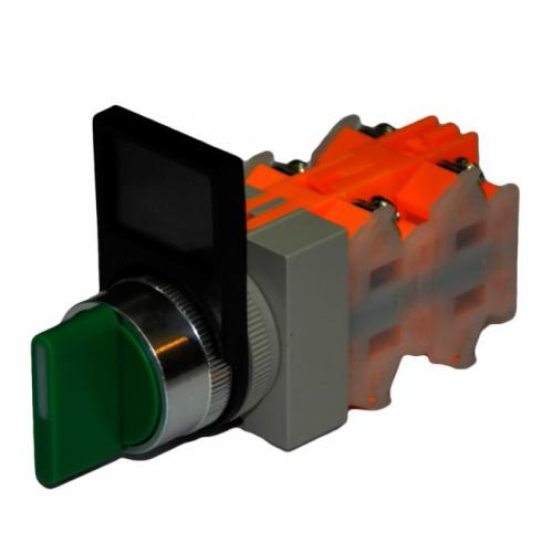 Переключатель управления для клапана