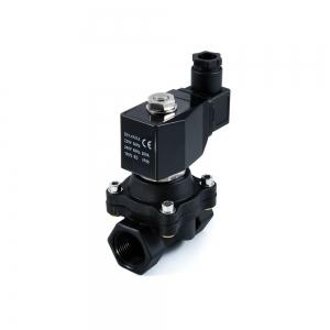 Клапан электромагнитный пластиковый нормально-закрытый SMART SF6252 (AC220V, AC110V, AC24V, DC12V, DC24V)_1
