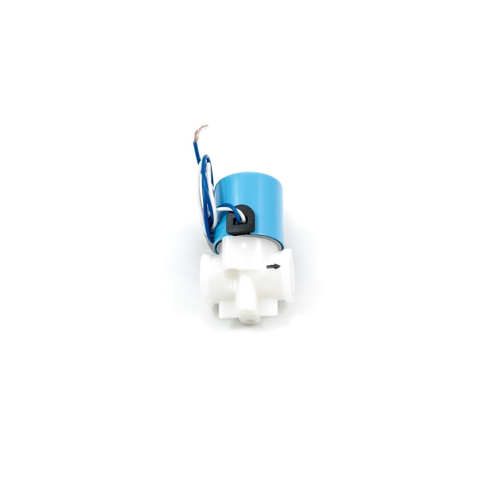 Клапан электромагнитный пластиковый нормально-закрытый SMART SP61355 (AC220V, DC12V, DC24V)