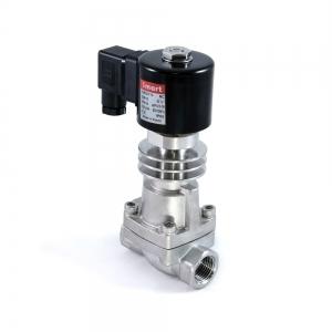 Клапан электромагнитный поршневой стальной Н.З. SMART HX5571 (AC220V, DC24V)_0