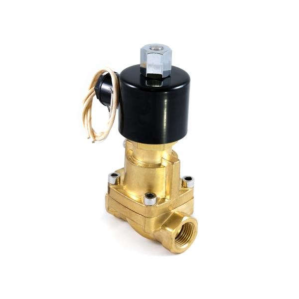 Клапан электромагнитный поршневой нормально-закрытый SMART SA5576 (AC220V, AC110V, AC24V, DC12V, DC24V)