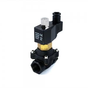 Клапан электромагнитный пластиковый нормально-открытый ARM SF6254 (AC220V, AC110V, AC24V, DC12V, DC24V)_1