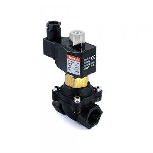 Клапан электромагнитный пластиковый нормально-открытый ARM SF6254 (AC220V, AC110V, AC24V, DC12V, DC24V)_0