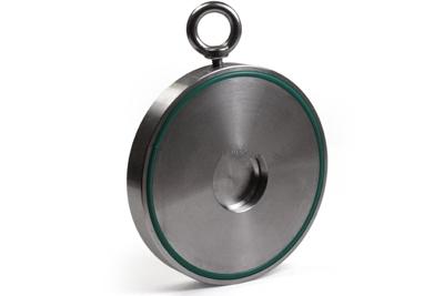 Клапан обратный нержавеющий однодисковый Ру 40 AISI 304