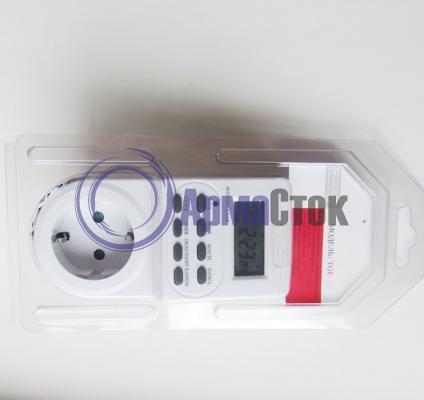 Розетка-таймер электронная TGE-2A