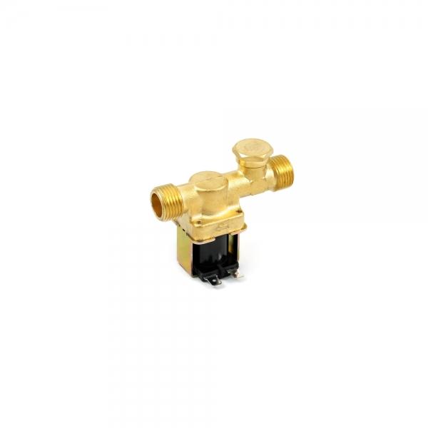 Клапан электромагнитный латунный нормально-закрытый ARM VT9174 (AC220V, DC12V, DC24V)