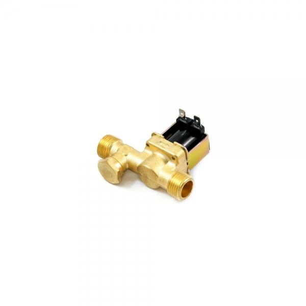 Клапан электромагнитный латунный нормально-закрытый ARM VT9174 ( DC12V, DC24V)