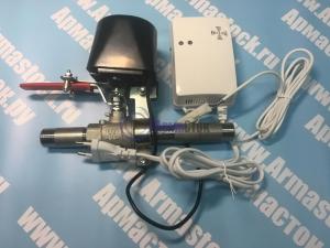 Система от утечки газа GasControl-2 с универсальным приводом _1