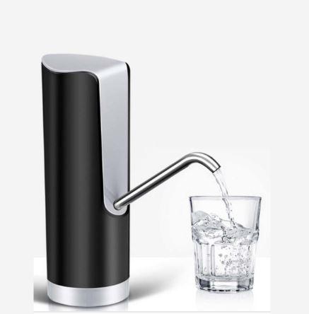 Электрическая помпа для воды под бутылки 19л JAV-A2 (черная, белая)