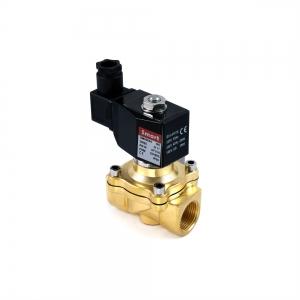 Клапан электромагнитный латунный нормально-закрытый SMART SM5563 (AC220V, AC110V, AC24V, DC12V, DC24V)_0