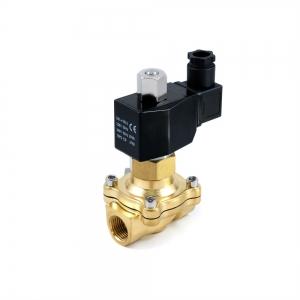 Клапан электромагнитный латунный нормально-открытый SMART SM5564 (AC220V, AC110V, AC24V, DC12V, DC24V)_1