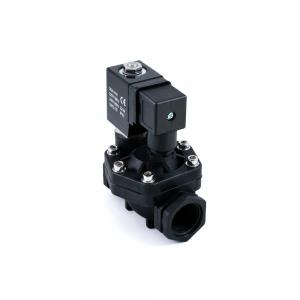 Клапан электромагнитный пластиковый нормально-закрытый SMART SF6232 (AC220V, DC12V, DC24V)_0