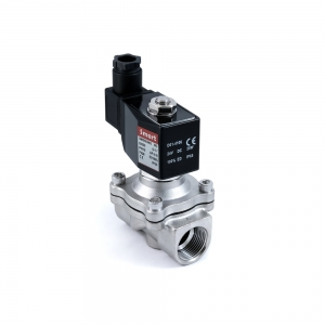 Клапан электромагнитный стальной нормально-закрытый SMART SM5563S (AC220V, AC110V, AC24V, DC12V, DC24V)_0