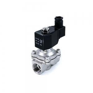 Клапан электромагнитный стальной нормально-закрытый SMART SM5563S (AC220V, AC110V, AC24V, DC12V, DC24V)_1