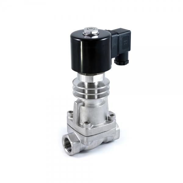 Клапан электромагнитный поршневой стальной Н.З. SMART HX5571 (AC220V, DC24V)