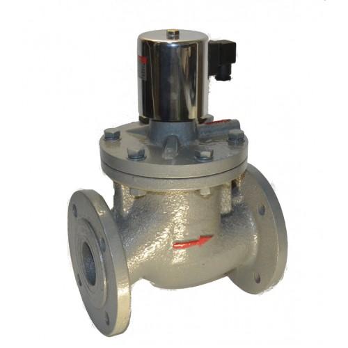Клапан электромагнитный чугунный Н.З. SMART HF6752 (AC220V, DC24V)