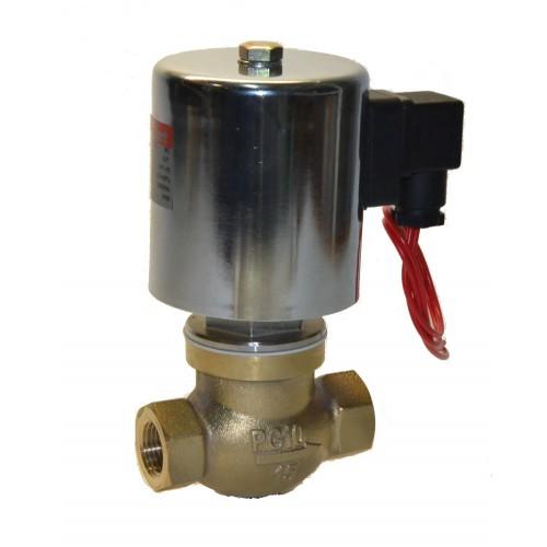 Клапан электромагнитный поршневой нормально-закрытый SMART SL5595 (AC220V, DC24V)