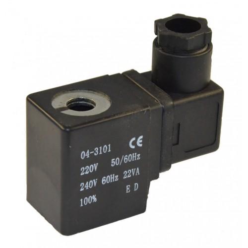Катушка электромагнитная серии EX (AC220V, AC24V, DC12V, DC24V)