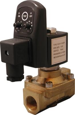 Таймер для клапанов аналоговый (реле времени) SMART HS39023