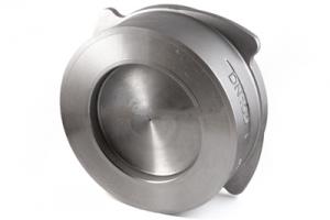 Клапан обратный нержавеющий тарельчатый Ру 40 AISI 316_1