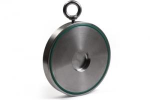 Клапан обратный нержавеющий однодисковый Ру 40 AISI 304_1