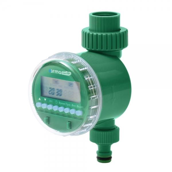 Автоматический таймер для полива/контроллер полива/таймер на батарейках для подачи воды GA-321