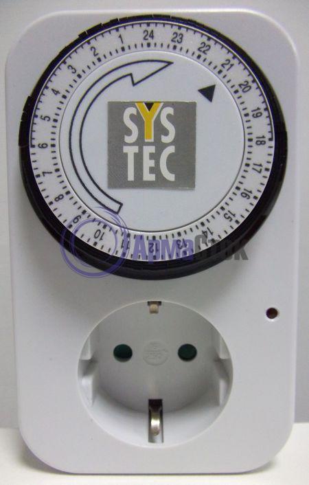 Механический выключатель с выдержкой времени Systec