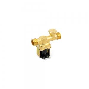 Клапан электромагнитный латунный нормально-закрытый ARM VT9174 (AC220V,  DC12V, DC24V)_1