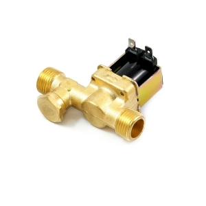 Клапан электромагнитный латунный нормально-закрытый ARM VT9174 (AC220V,  DC12V, DC24V)_0