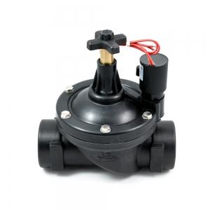 Клапан электромагнитный (соленоидный) пластиковый нормально-закрытый ARM PGV (AC220V, AC24V, DC24V, DC12V)_1