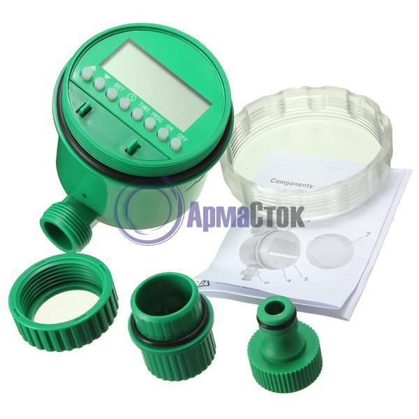Автоматический таймер для полива/контроллер полива/таймер для подачи воды GA-322 (S538N)_7