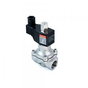 Клапан электромагнитный стальной нормально-открытый SMART SM5564S (AC220V, AC110V, AC24V, DC12V, DC24V)_0