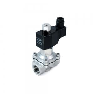 Клапан электромагнитный стальной нормально-открытый SMART SM5564S (AC220V, AC110V, AC24V, DC12V, DC24V)_1