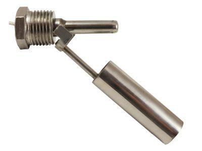 Нержавеющий поплавковый датчик-выключатель PDS-01, до 220v, AISI 304 (ПДУ-Н231-97)_0