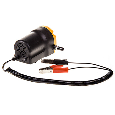 Насос перекачки масла/топлива 60W, DC12V 1,5 л/мин SAMP_1