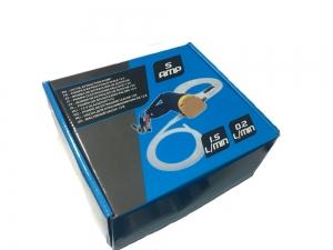 Насос перекачки масла/топлива 60W, DC12V 1,5 л/мин SAMP_2