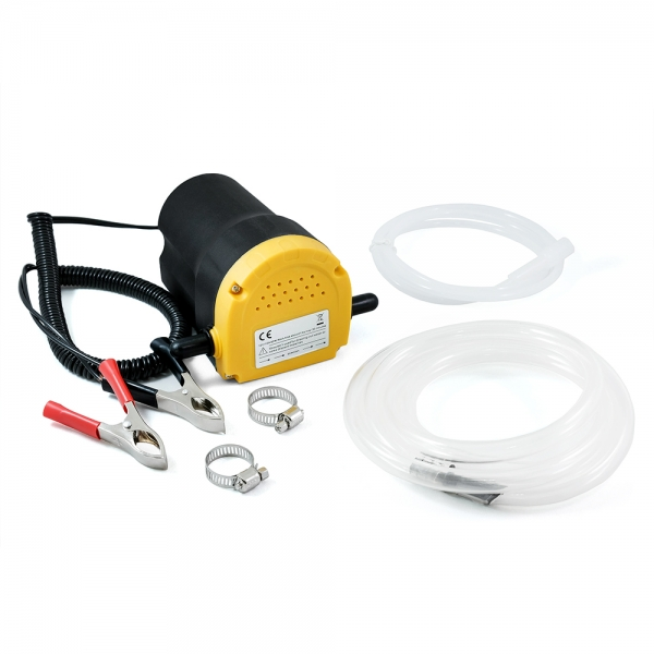 Насос перекачки масла/топлива 60W, DC12V 1,5 л/мин SAMP