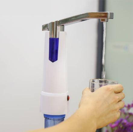 Электрическая помпа для воды под бутылки 19л JAV-S30_7