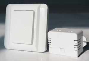 Беспроводной кинетический выключатель света ArmaControl AS-6N (клавиша и блок управления)_1