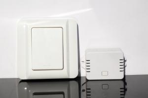 Беспроводной кинетический выключатель света ArmaControl AS-6N (клавиша и блок управления)_2