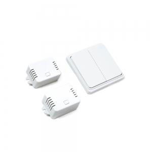 Беспроводной кинетический двойной выключатель света ArmaControl AS-6D (клавиша и блок управления)_0