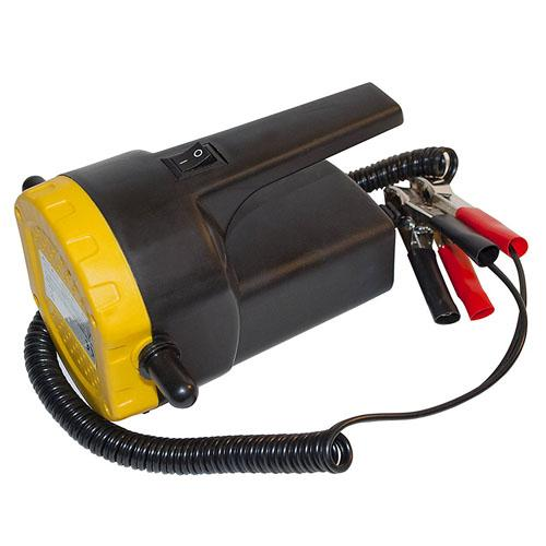 Насос перекачки масла/топлива 100W, DC12V 3л/15 л/мин SAMP 2 (GS9222)_2