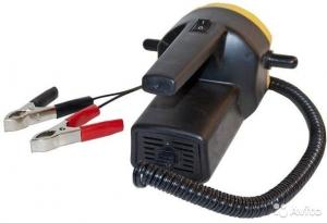 Насос перекачки масла/топлива 100W, DC12V 3л/15 л/мин SAMP 2 (GS9222)_1