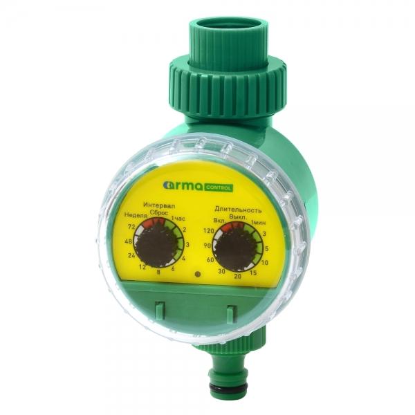 Автоматический таймер для полива/контроллер полива/таймер для подачи воды GA-319 (Жук)