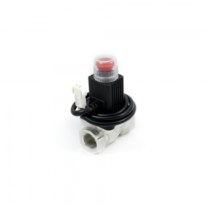 """Система от утечки газа/автоматического контроля загазованности GasControl-3 с отсечным алюминиевым клапаном (САКЗ) DN15 G 1/2""""_3"""