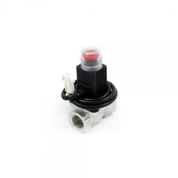 """Система от утечки газа/автоматического контроля загазованности GasControl-3 с отсечным алюминиевым клапаном (САКЗ) DN15 G 1/2"""""""