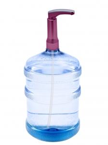 Электрическая помпа для воды под бутылки 19л JAV-J1_9