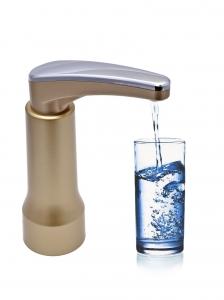Электрическая помпа для воды под бутылки 19л JAV-J1_0