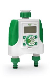 Автоматический двухканальный таймер для полива/контроллер полива/таймер на батарейках для подачи воды GA 328_0