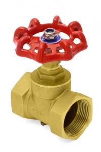 Вентиль латунный (клапан запорный) PN16 , муфтовый_0